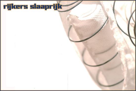 pocketveer uit een matras met inside pocket