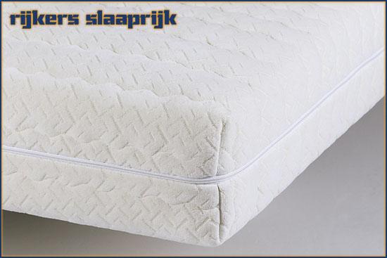 pocket vering matras met koudschuim afdekking