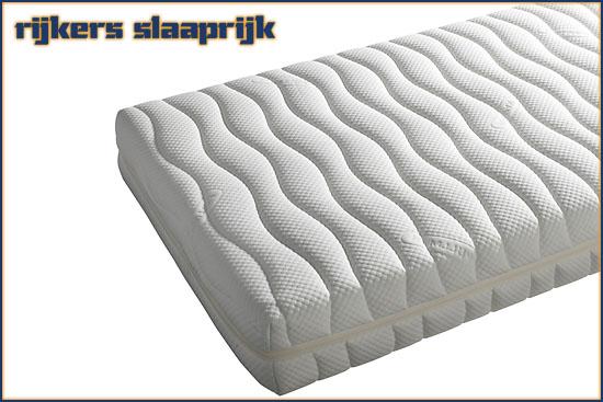pocket vering matras met latex afdekking