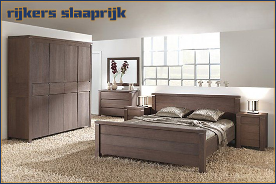 Slaapkamer Nature uit de Juvo Collection.