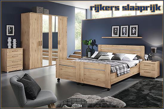 Deelbare slaapkamer op comforthoogte
